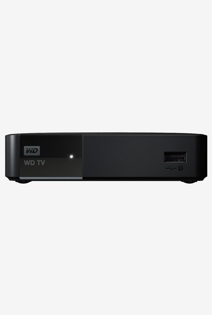 WD WDBYMN0000NBK Media Player Black
