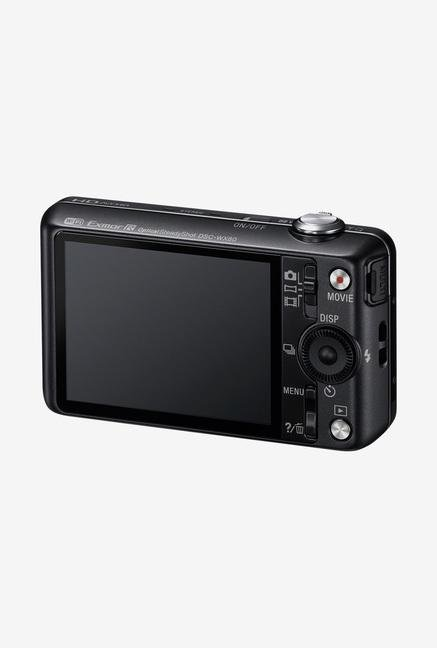 SONY Cyber-shot DSC-WX80/B 16 MP Camera Black