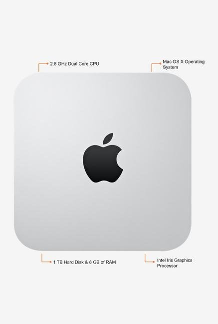 Apple MGEQ2HN/A 1TB Mac mini (White)