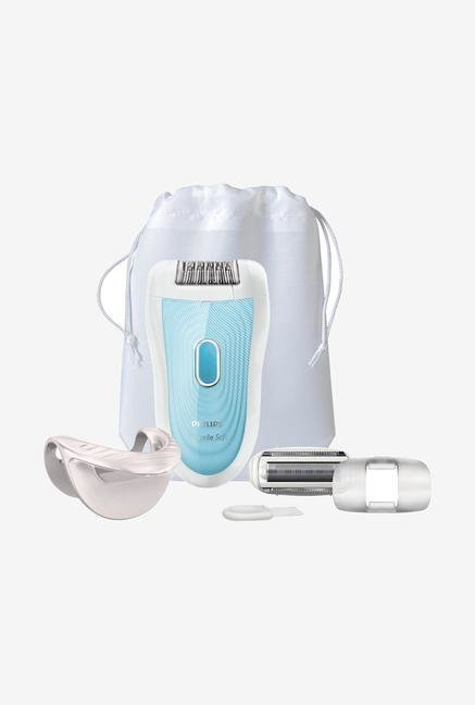 Philips BRE210/00 Satinelle Epilator Blue