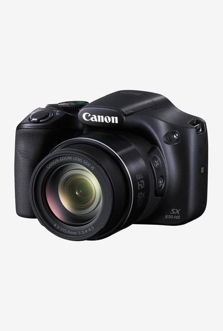 CANON PowerShot SX530 Digital Camera Black