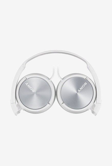 Sony MDR-ZX310 On the Ear Headphone White