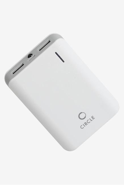 Circle CLI6000 Power Bank White