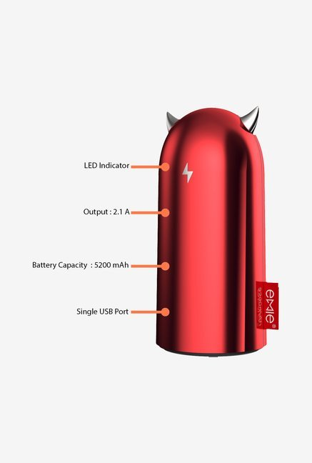 Skywater SW-022 Power Bank Red