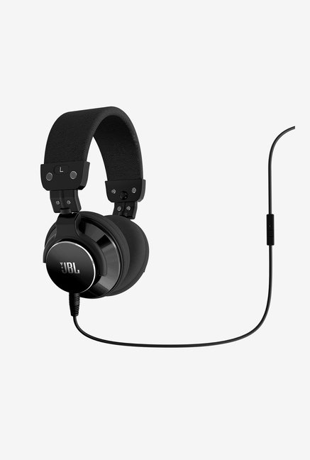 JBL Baseline On the Ear Headphone Black