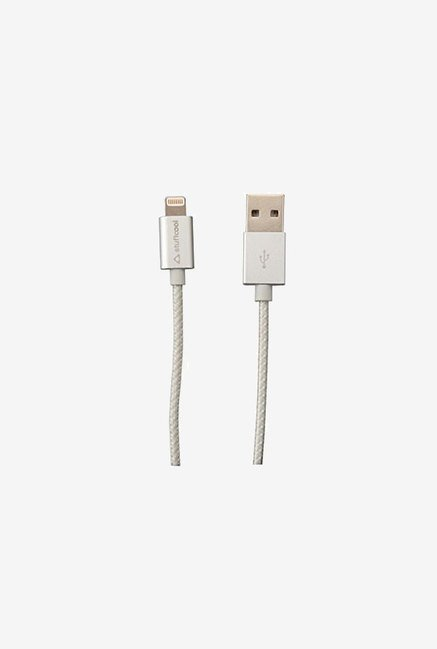 Stuffcool LGFNS-GLD Lightning Cable Silver