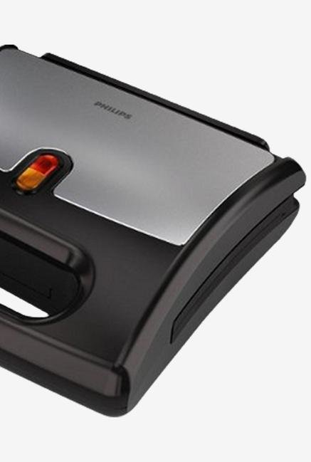 Philips HD2389/00 Panini Grill Sandwich Maker (Black)