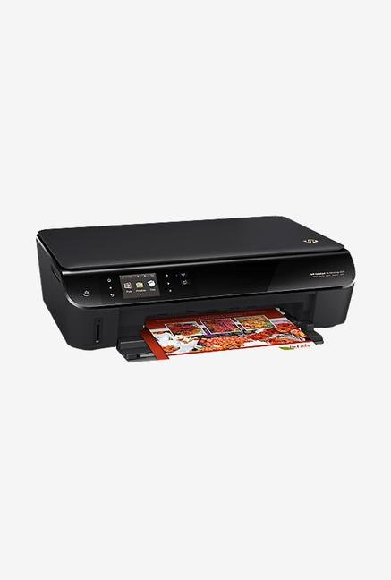 HP DeskJet 4515 All-in-One Inkjet Printer (Black)