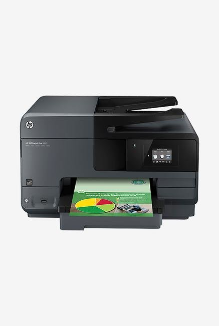 HP Officejet Pro 8610 All-in-One Printer Grey