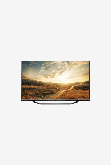 LG 40UF670T 100Cm (40 Inch) UHD 4K LED TV (Black)