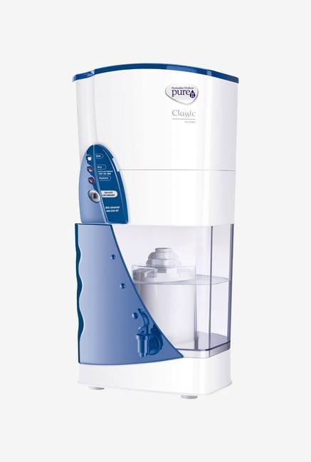 Pureit Classic 23LWater Purifier (White & Blue)
