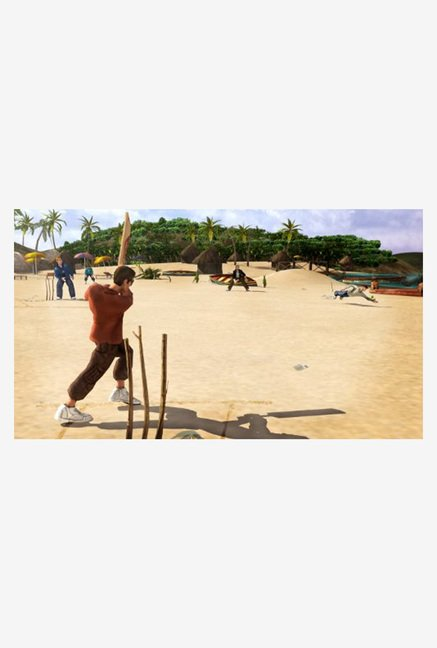 PSP Street Cricket Champions Game