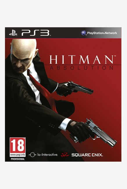 PS3 Hitman: Absolution Game