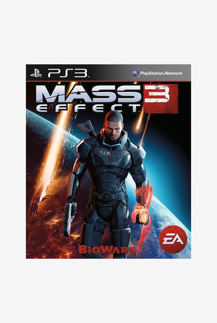 PS3 Mass Effect 3 Game