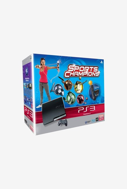 PS3 Sports Champions For Move Game