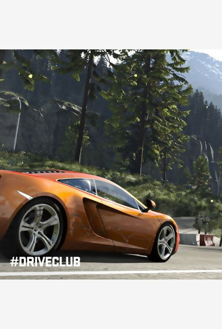 PS4 Drive Club Game
