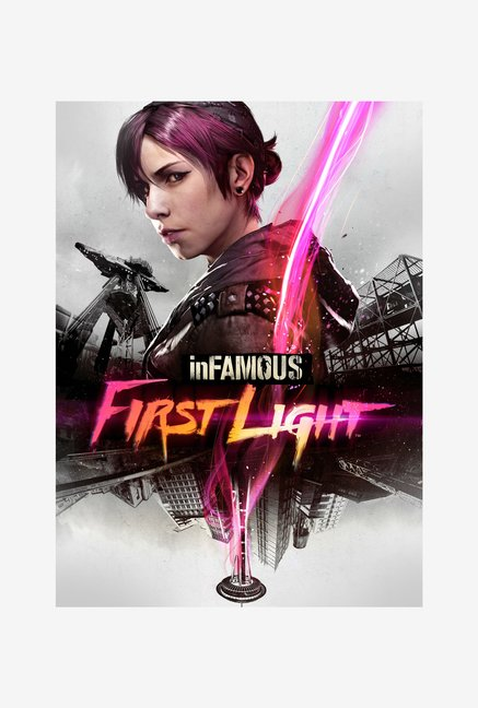 PS4 Infamous First Light Game
