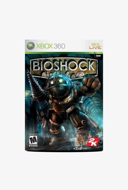 X-Box Bioshock Game