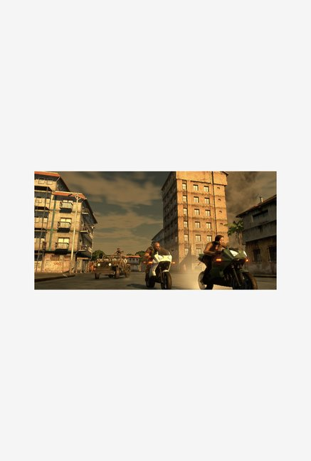 X360 Mercenaries 2 Game