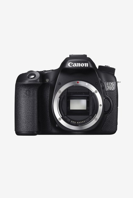 CANON EOS 70D DSLR Camera Black