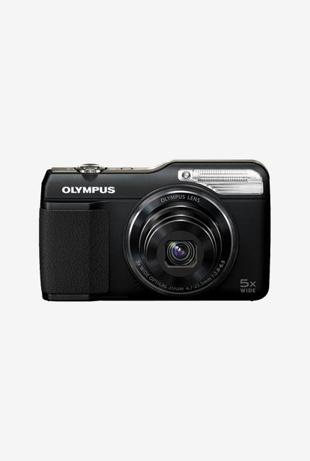 Olympus Stylus VG-190 16 MP Point & Shoot Black