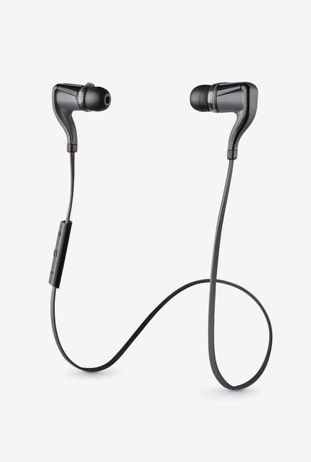 Plantronics Backbeat Go 2 In the Ear Headphone Black