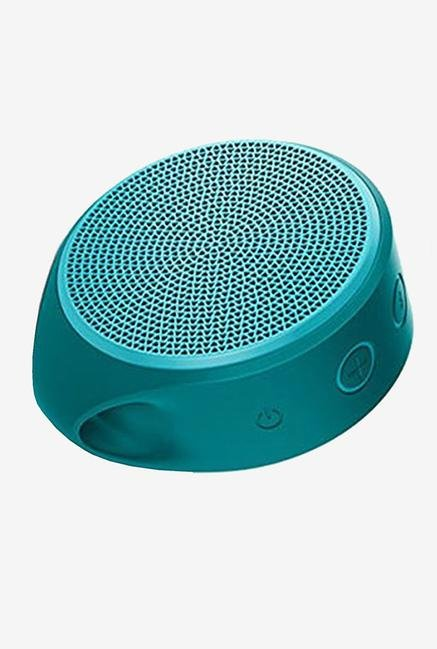 Logitech X100 1 Channel Mobile Wireless Speaker (Green)