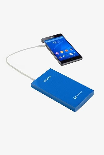 SONY CP-V6 Power Banks Blue