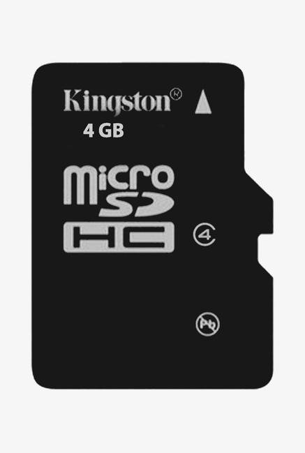 Kingston SDC4/4GBSP Memory Card