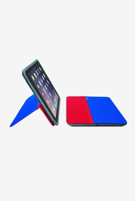 Logitech AnyAngle Case for iPad Mini Red & Blue