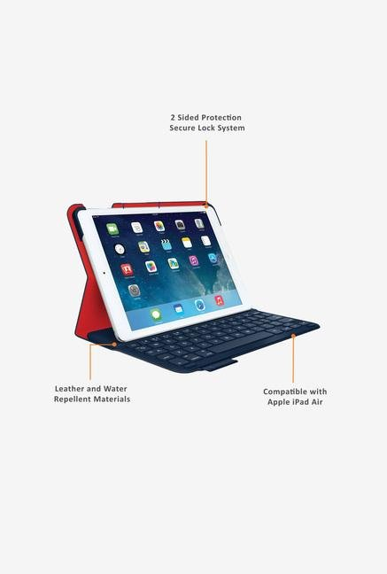 Logitech Ultrathin Keyboard Folio Red