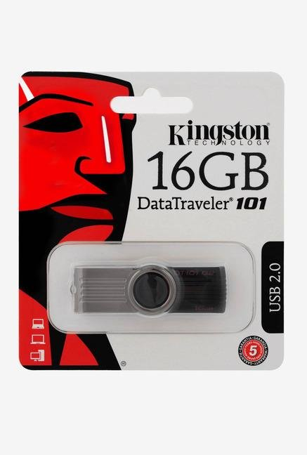 Kingston DT101G2 Data Traveler Pen Drive Black
