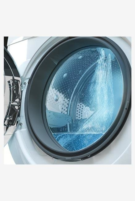 IFB 6 kg Elena Aqua Steam Washing Machine Silver