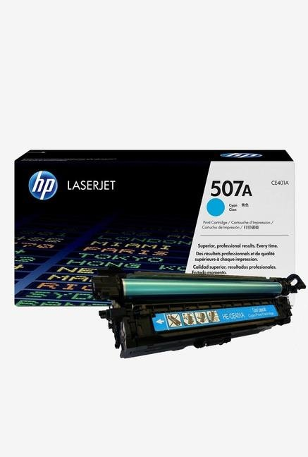 HP 507A LaserJet CE401A Toner Cartridge Cyan