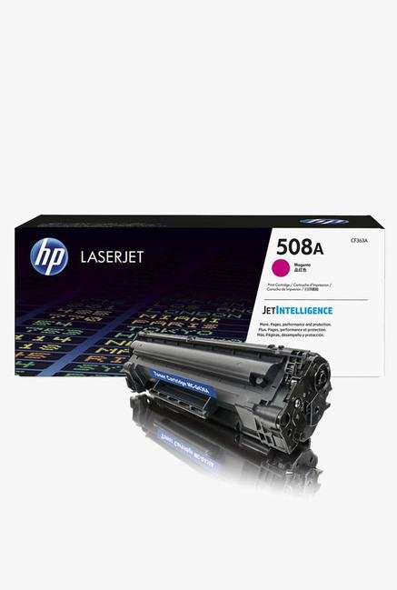 HP 508A LaserJet CF360A Toner Cartridge Black