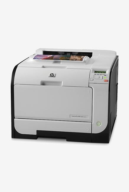 HP LaserJet Pro M451nw Laser Printer (White)