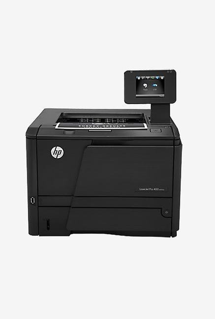 HP LaserJet Pro M401dw Printer Black