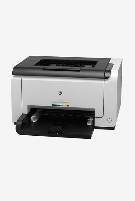 HP LaserJet Pro CP1025 Laser Printer (White)