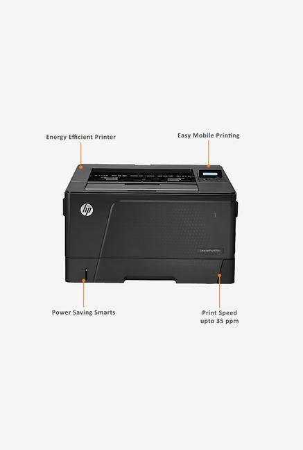 HP LaserJet Pro M706n Laser Printer (Black)