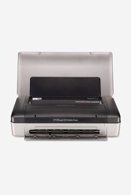 HP OfficeJet L411a Mobile Laser Printer (Silver)