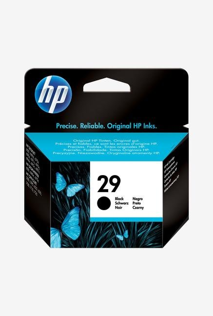 HP 29 51629AA Inkjet Cartridge Black