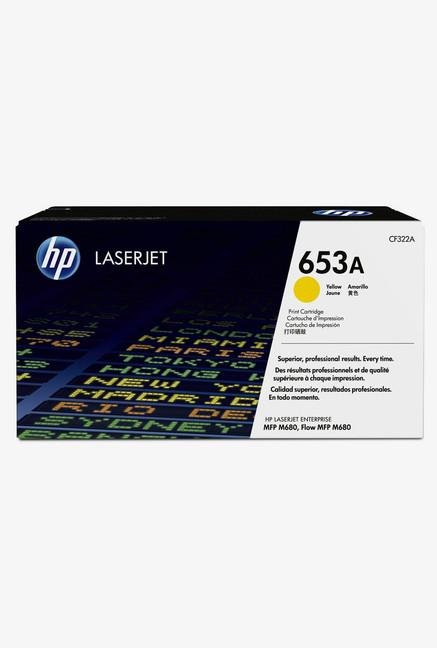 HP 653A LaserJet CF322A Toner Cartridge Yellow