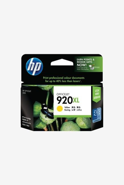 HP 920XL High Yield CD974AA Ink Cartridge Yellow