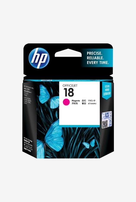 HP 18 C4938A Ink Cartridge Magenta