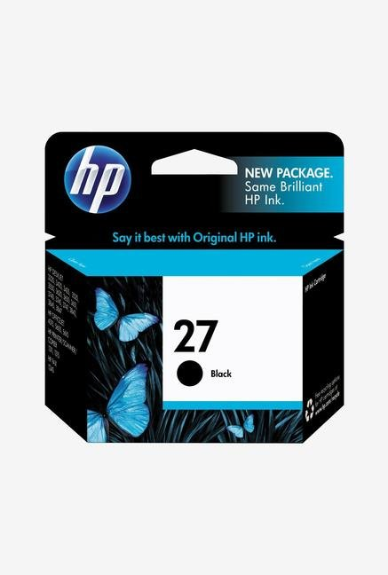 HP 27 C8727AA Ink Cartridge Black