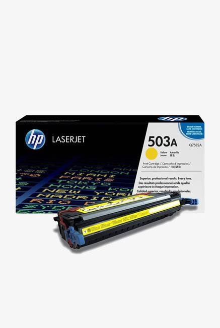 HP 503A LaserJet Q7582A Toner Cartridge Yellow