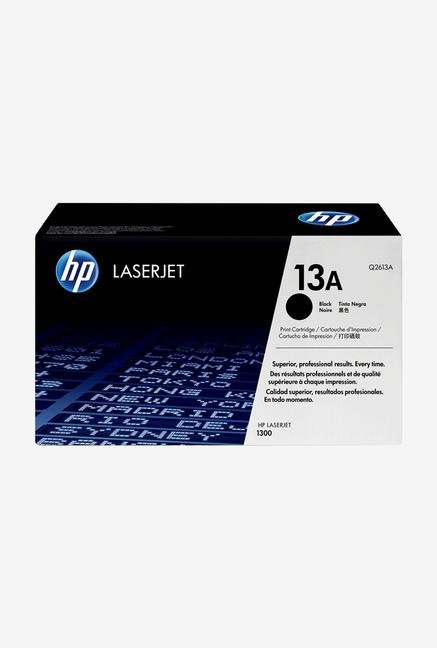 HP 13A LaserJet Q2613A Toner Cartridge Black