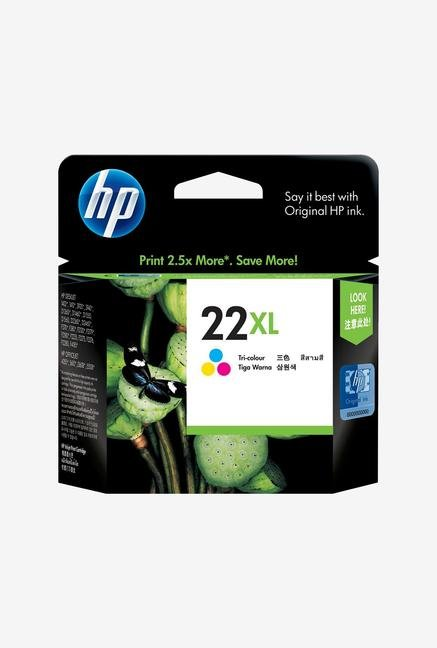 HP 22XL C9352CA Inkjet Cartridge Tri-color