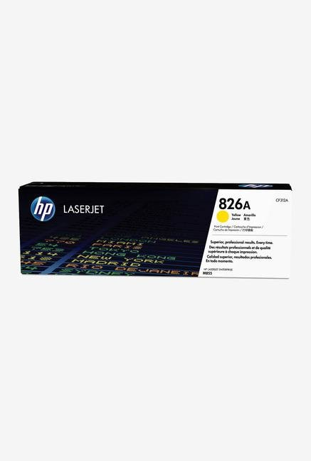 HP 826A LaserJet CF312A Toner Cartridge Yellow