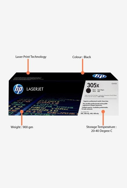 HP 305X LaserJet CE410X Toner Cartridge Black